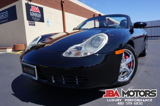 2001 Porsche Boxster S Convertible Roadster ONLY 15k MILES 1 Owner Car! | MESA, AZ | JBA MOTORS in Mesa AZ