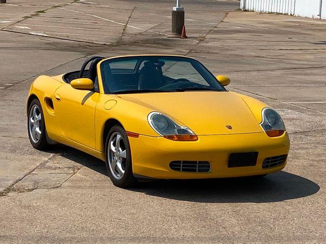 2001 Porsche Boxster in Plano, TX 75093