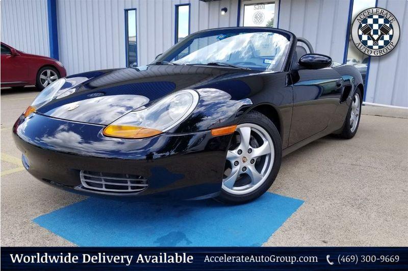 2001 Porsche Boxster  in Rowlett Texas