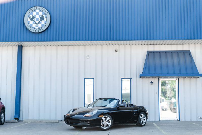 2001 Porsche Boxster  in Rowlett, Texas