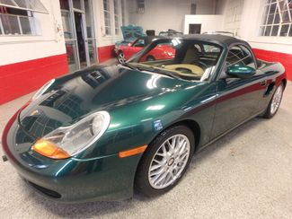 2001 Porsche Boxster, SHARP COLOR SCHEME, NEW WHEELS. Saint Louis Park, MN 4