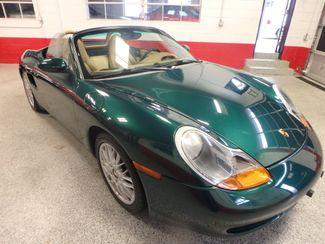 2001 Porsche Boxster, SHARP COLOR SCHEME, NEW WHEELS. Saint Louis Park, MN 21