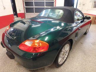2001 Porsche Boxster, SHARP COLOR SCHEME, NEW WHEELS. Saint Louis Park, MN 10