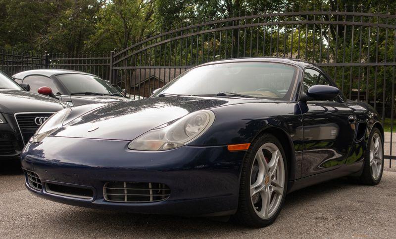2001 Porsche Boxster S   Texas  EURO 2 MOTORS  in , Texas