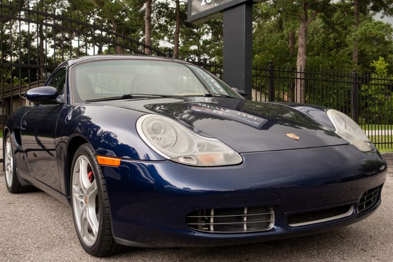 2001 Porsche Boxster S   Texas  EURO 2 MOTORS  in , Texas