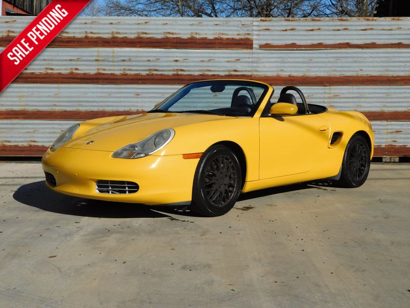 2001 Porsche Boxster   city TX  Dallas Motorsports  in Wylie, TX