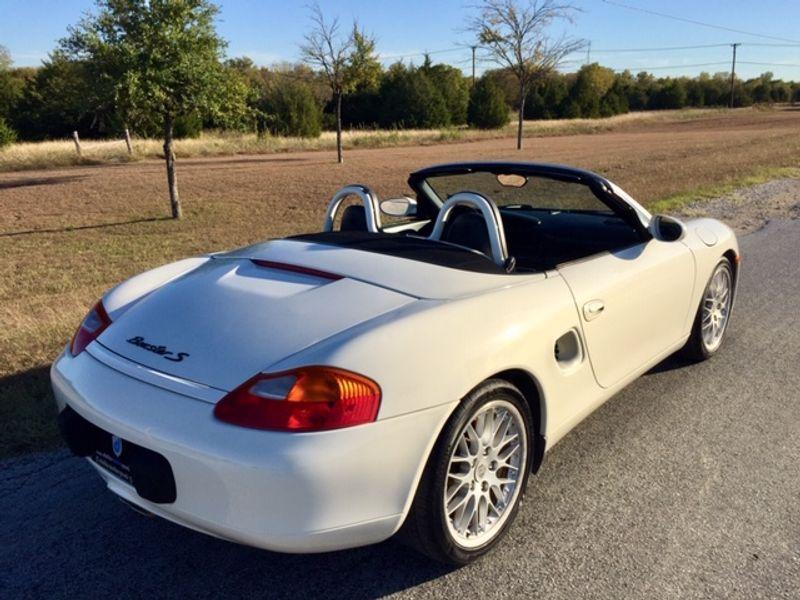 2001 Porsche Boxster S TIP  city TX  Dallas Motorsports  in Wylie, TX