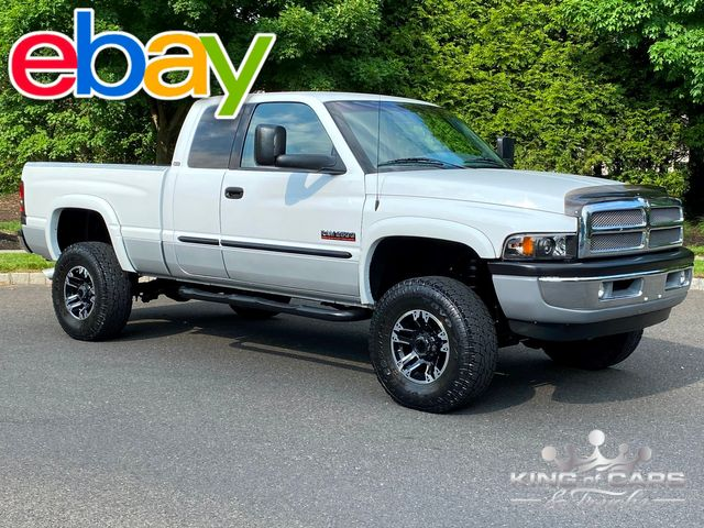 2001 Ram 2500 Cummins Diesel 2ND GEN 4X4 SLT LARAMIE ONLY 79K MILE PRISTINE RARE in Woodbury, New Jersey 08093