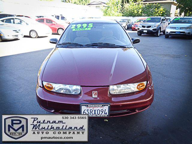 2001 Saturn SL Chico, CA 1