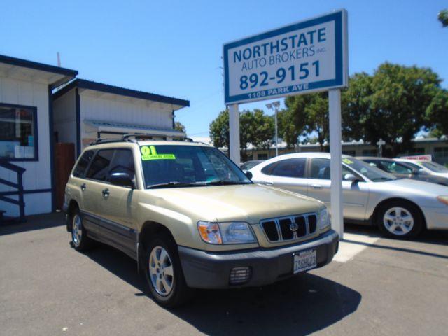 2001 Subaru Forester L in Chico, CA 95928