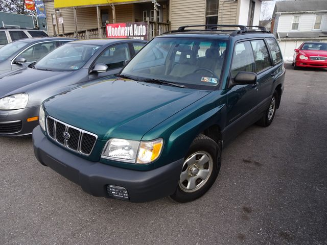 2001 Subaru Forester L in Lock Haven, PA 17745