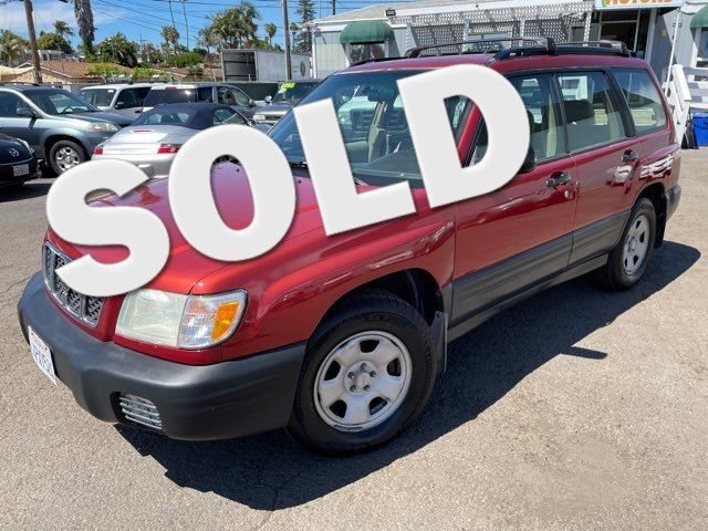 2001 Subaru Forester L San Diego, CA