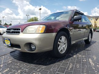 2001 Subaru Outback w/RB Equip | Champaign, Illinois | The Auto Mall of Champaign in Champaign Illinois