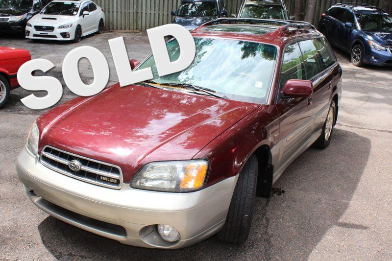 2001 Subaru Outback H6 VDC   Charleston, SC   Charleston Auto Sales in Charleston SC