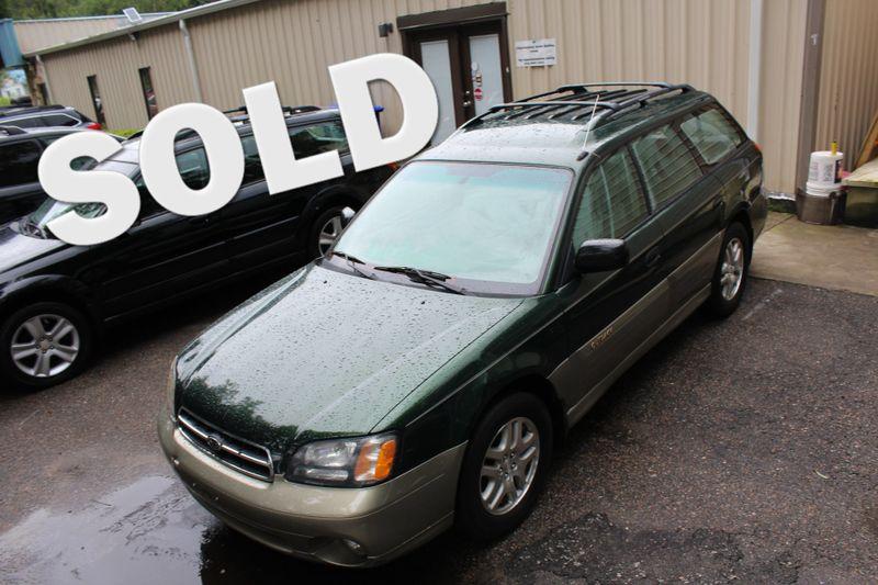 2001 Subaru Outback w/RL Equip | Charleston, SC | Charleston Auto Sales in Charleston SC