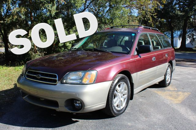 2001 Subaru Outback in Charleston SC