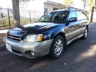 2001 Subaru Outback AWP Chico, CA
