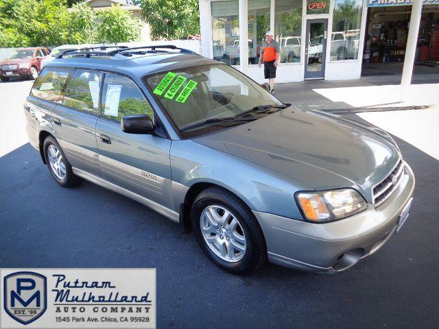 2001 Subaru Outback w/RB Equip