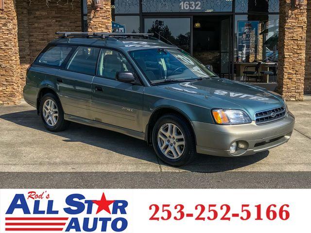 2001 Subaru Outback 2.5 AWD