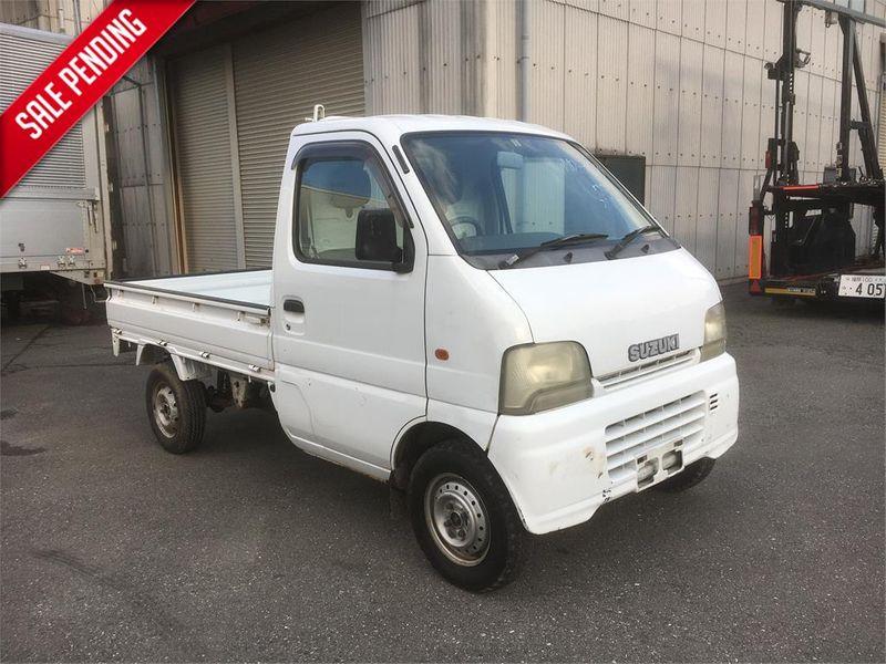 2001 Suzuki 4wd Japanese Minitruck [a/c, power steering]  | Jackson, Missouri | GR Imports in Jackson Missouri
