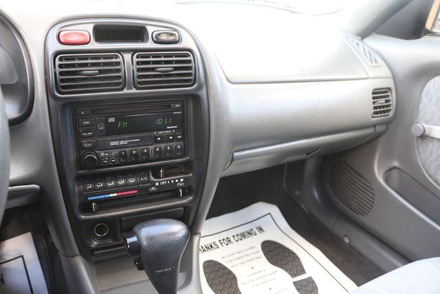 2001 Suzuki Esteem GL Santa Clarita, CA 19