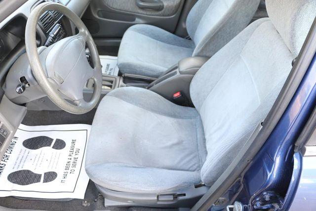 2001 Suzuki Esteem GL Santa Clarita, CA 13