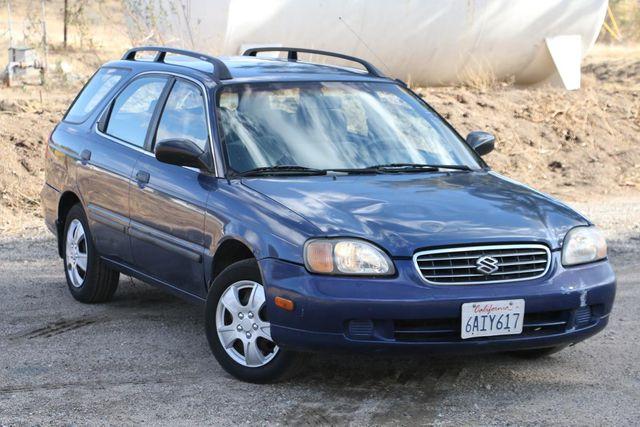 2001 Suzuki Esteem GL Santa Clarita, CA 3