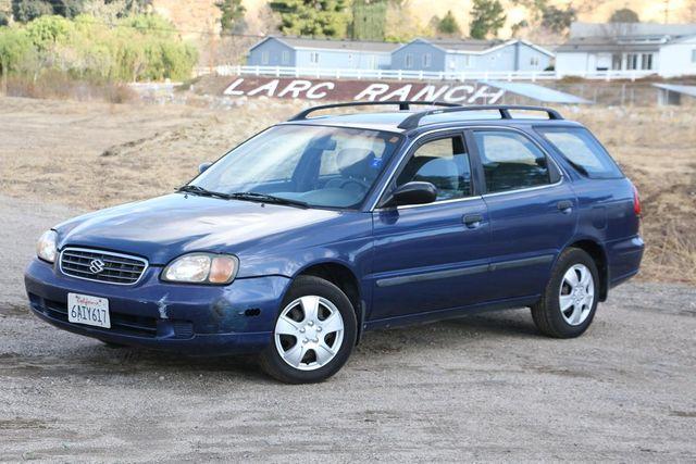 2001 Suzuki Esteem GL Santa Clarita, CA 1