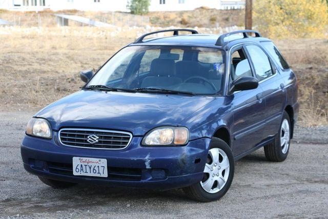 2001 Suzuki Esteem GL Santa Clarita, CA 4