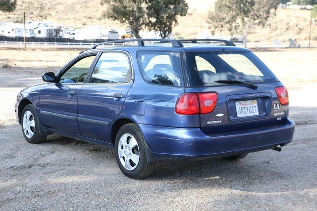 2001 Suzuki Esteem GL Santa Clarita, CA 5