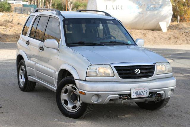 2001 Suzuki Grand Vitara JLX FLAT TOW 4X4 V6 Santa Clarita, CA 3