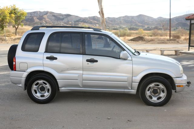2001 Suzuki Grand Vitara JLX FLAT TOW 4X4 V6 Santa Clarita, CA 12