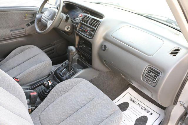 2001 Suzuki Grand Vitara JLX FLAT TOW 4X4 V6 Santa Clarita, CA 9
