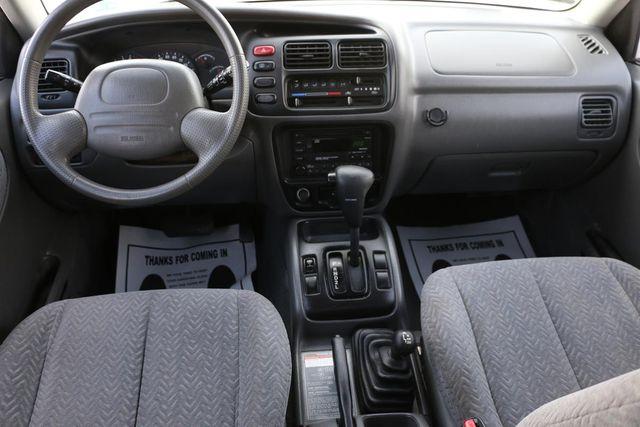 2001 Suzuki Grand Vitara JLX FLAT TOW 4X4 V6 Santa Clarita, CA 7