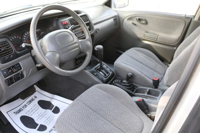 2001 Suzuki Grand Vitara JLX FLAT TOW 4X4 V6 Santa Clarita, CA 8