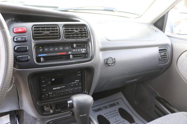 2001 Suzuki Grand Vitara JLX FLAT TOW 4X4 V6 Santa Clarita, CA 19