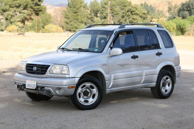 2001 Suzuki Grand Vitara JLX FLAT TOW 4X4 V6 Santa Clarita, CA 1