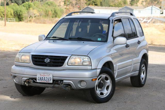 2001 Suzuki Grand Vitara JLX FLAT TOW 4X4 V6 Santa Clarita, CA 4