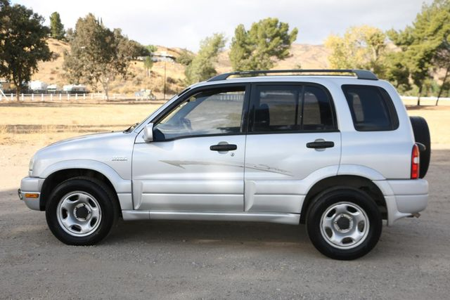 2001 Suzuki Grand Vitara JLX FLAT TOW 4X4 V6 Santa Clarita, CA 11