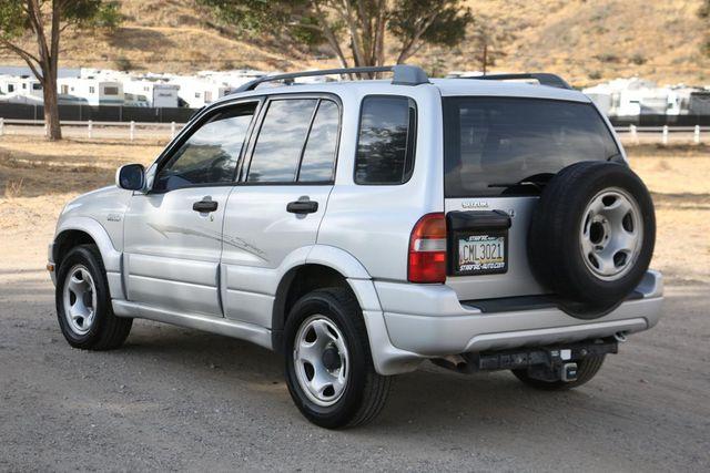 2001 Suzuki Grand Vitara JLX FLAT TOW 4X4 V6 Santa Clarita, CA 5
