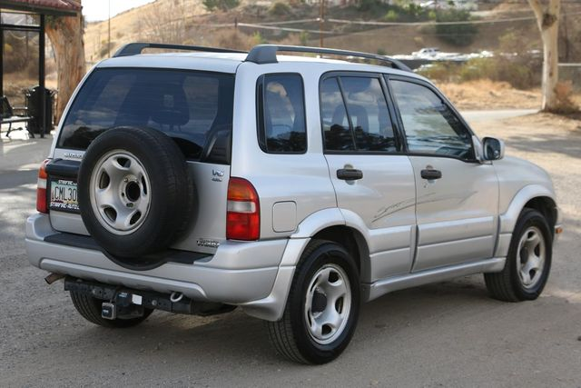 2001 Suzuki Grand Vitara JLX FLAT TOW 4X4 V6 Santa Clarita, CA 6