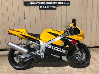 2001 Suzuki GSXR 600 in Grand Prairie, TX 75050