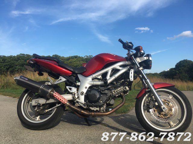 2001 Suzuki SV650K1