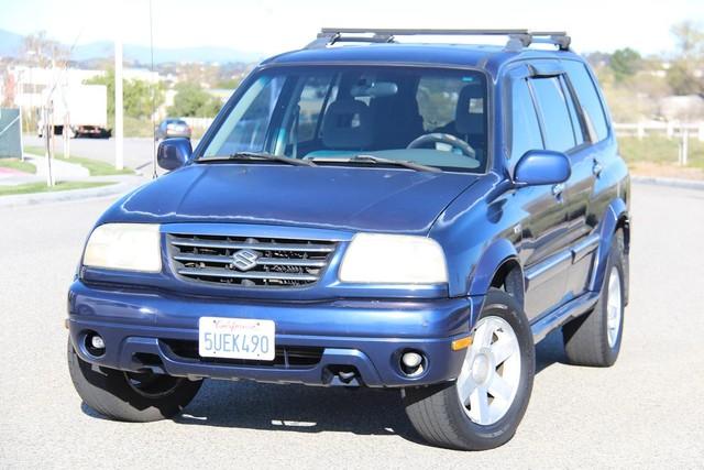 2001 Suzuki XL-7 Plus Santa Clarita, CA 4
