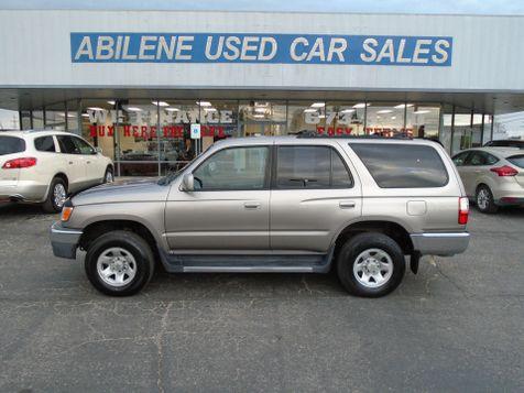 2001 Toyota 4Runner SR5 in Abilene, TX