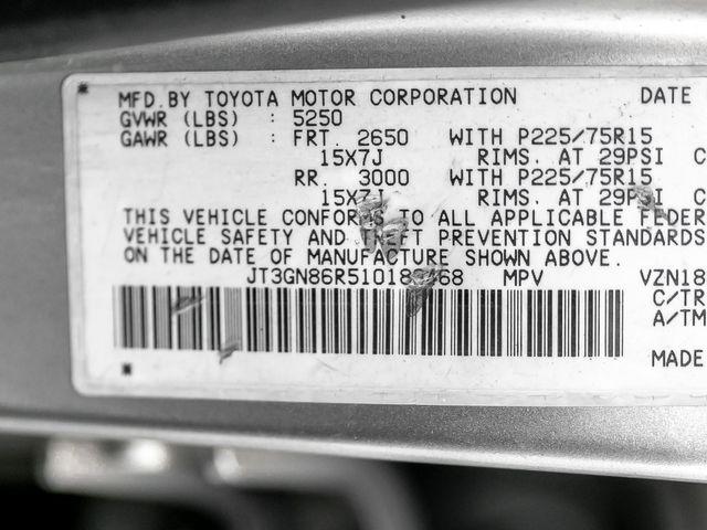 2001 Toyota 4Runner SR5 Burbank, CA 22