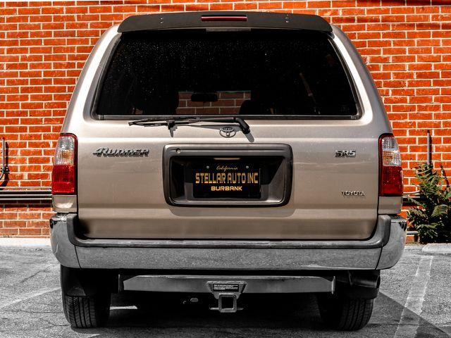 2001 Toyota 4Runner SR5 Burbank, CA 3