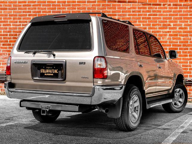 2001 Toyota 4Runner SR5 Burbank, CA 6