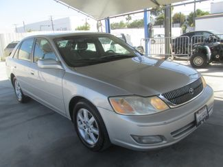 2001 Toyota Avalon XLS w/Bucket Seats Gardena, California 3