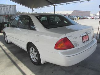 2001 Toyota Avalon XLS w/Bench Seat Gardena, California 1